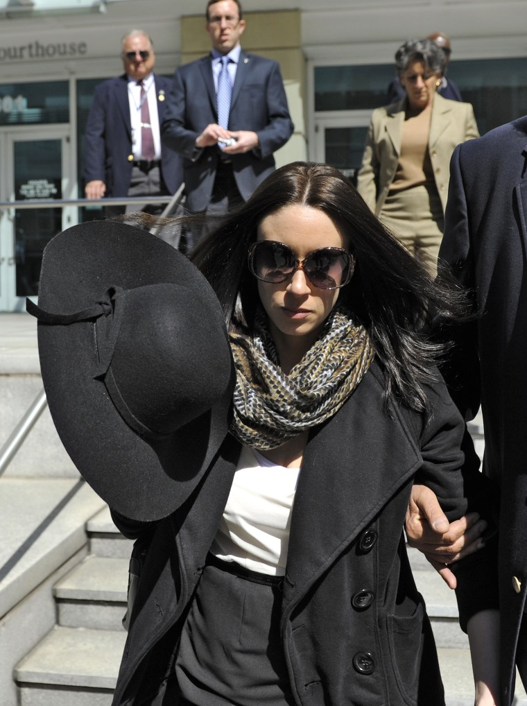 Image: Casey Anthony on March 4, 2013