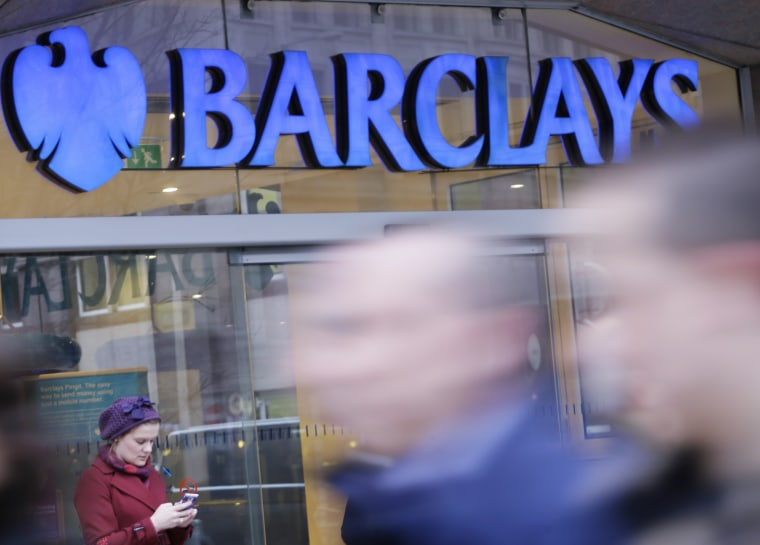 Image: Barclays