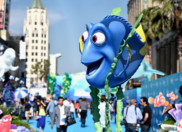 The World Premiere of Disney's Pixar 'Finding Dory'