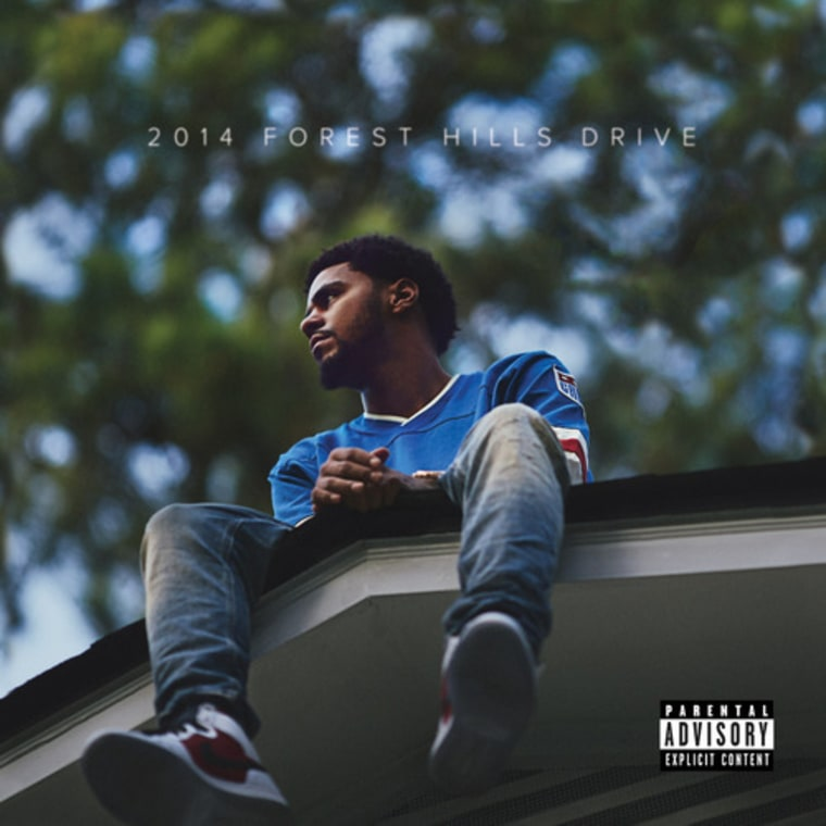 """Fire Squad"" was track 6 on 2014 Forest Hills Drive, which debuted Number 1 on the Billboard 200 chart."