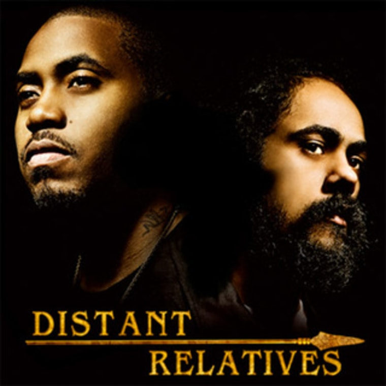 """My Generation"" was track 12 on ""Distant Relatives"" which was a collaborative project of Nas and Damian Marley in 2010."