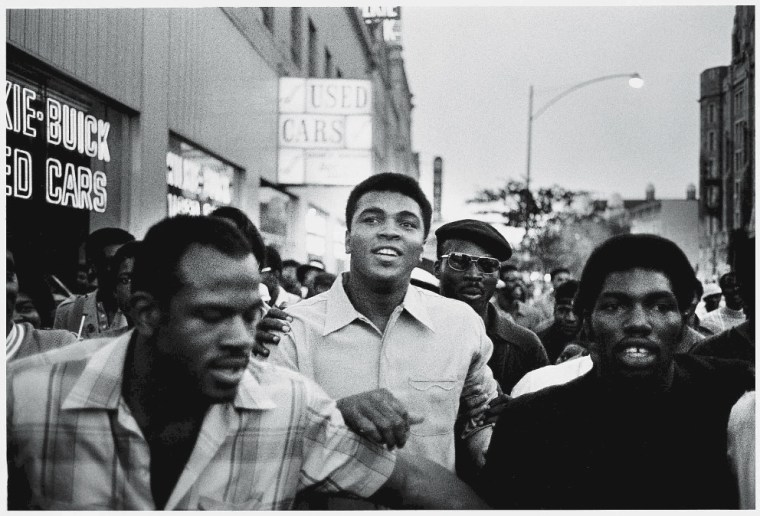Ali & The Panthers