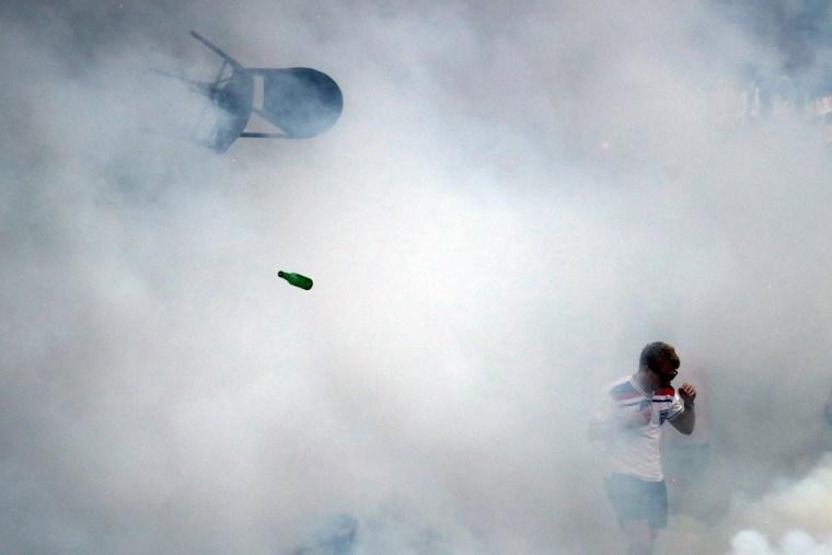 Image: Marseille Prepares for UEFA Euro 2016