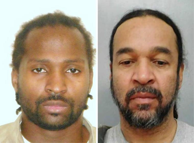 Image: Inmates Armon Dixon and Timothy Clausen