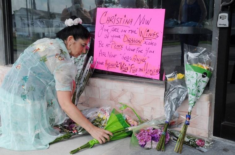 Image: Singer Christina Grimmie Shot And Killed After Orlando Concert