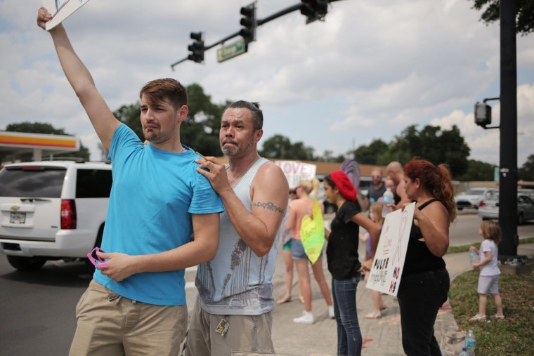 cad3f68eef3 Orlando Massacre  Names of Gay Bar Shooting Victims Emerge