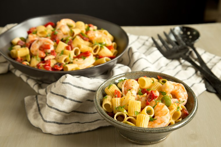 Try tapas pasta for pasta with a twist