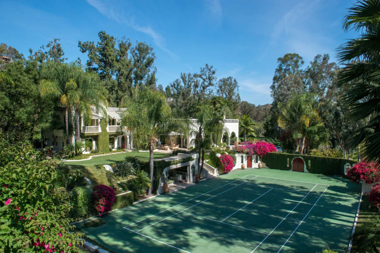 Cher's former Los Angeles home