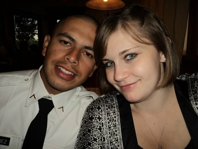 Gustavo Rios-Ordonez and Tiffani Rios