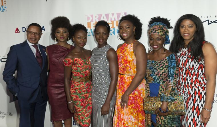 Lupita Nyongo, Stephen Byrd, Pascale Armand, Zainab Jah,