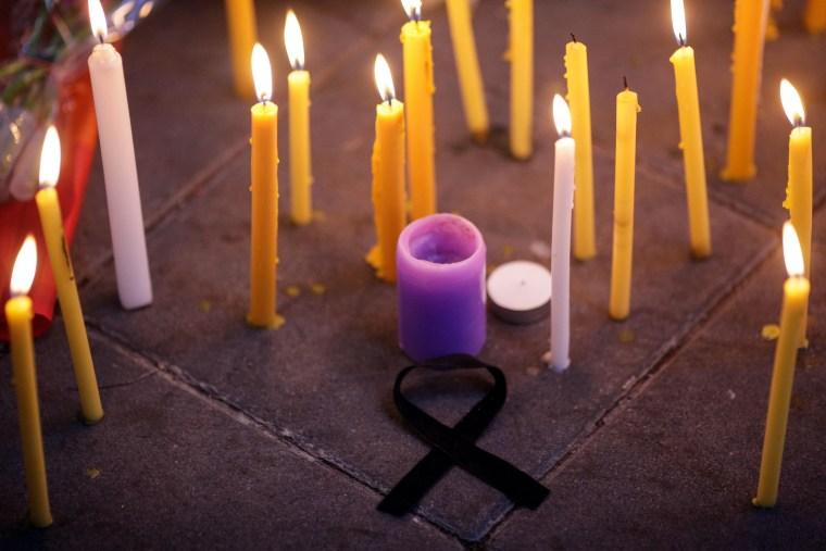 Vigils After The Orlando Shooting
