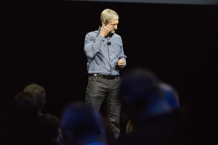 Image: Apple Worldwide Developers Conference Kicks Off In San Francisco