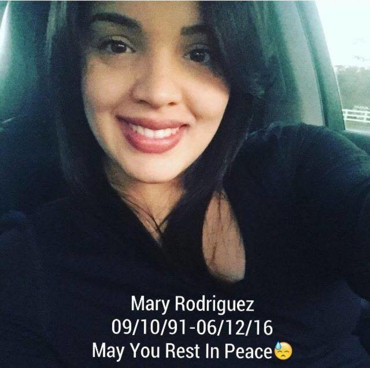 Yilmary Rodriguez Solivan, 24, is one of the 49 victims in the Orlando, Florida nightclub shooting.