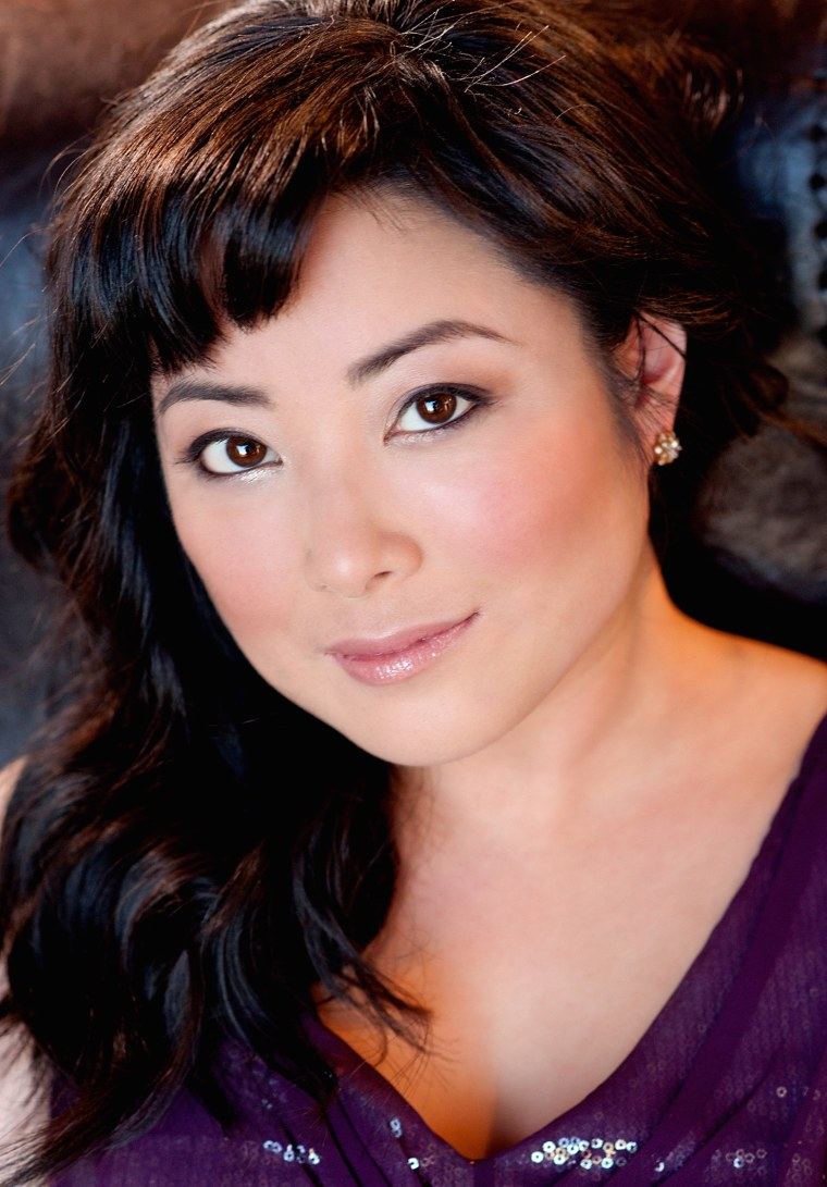 Miki Yamashita is an LA Opera singer and teaching artist, working to dispel stereotypes about Asian-American women.