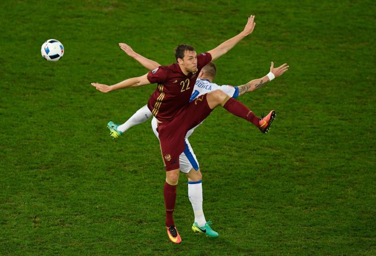 Image: *** BESTPIX *** Russia v Slovakia - Group B: UEFA Euro 2016