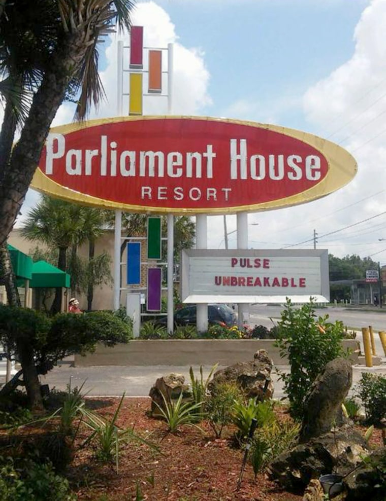 Parliament House In Orlando Is Leading The Effort To Help Support Pulse  Staff.