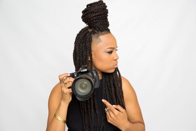 Filmmaker Nneka Onuorah