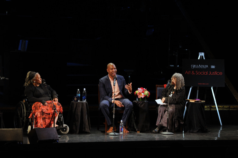 Art & Social Activism, a Discussion on Broadway With Ta-Nehisi Coates, Toni Morrison and Sonia Sanchez