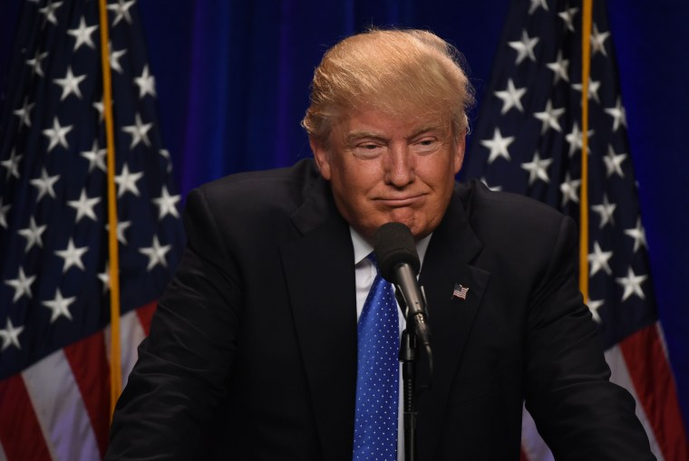 Image: FILES-US-VOTE-REPUBLICANS-TRUMP