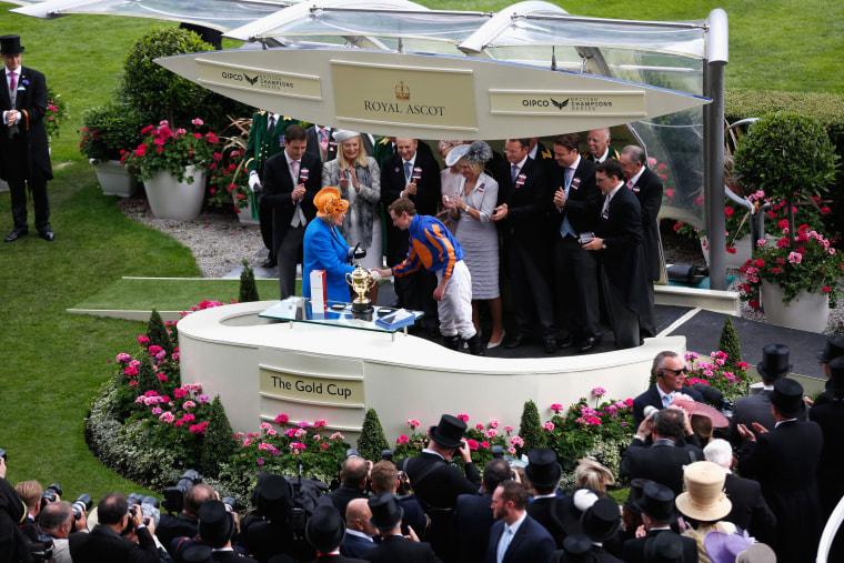 Image: Royal Ascot 2016 - Day 3