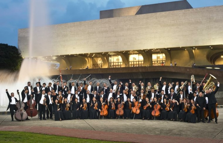 The Philippine Philharmonic Orchestra