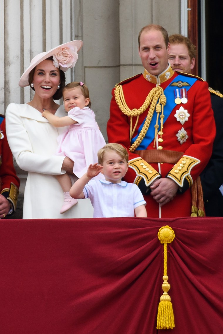 Image: Trooping The Colour 2016