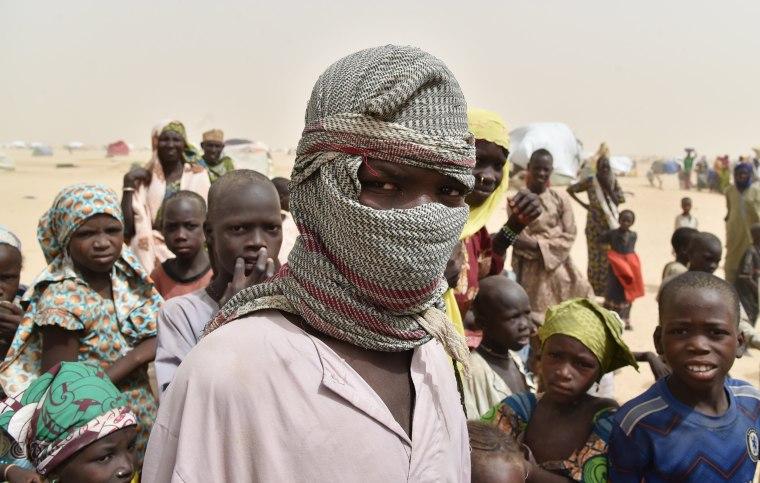 Image: NIGER-BOKO-HARAM-UNREST