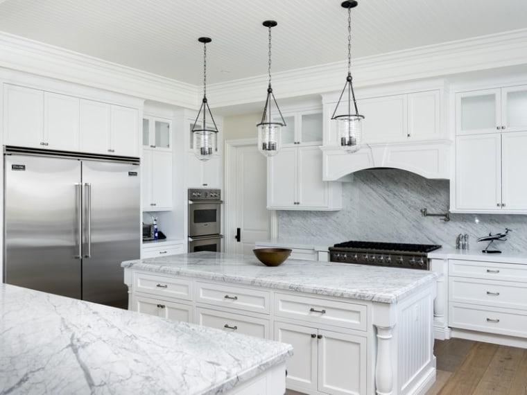 Scott Disick's kitchen
