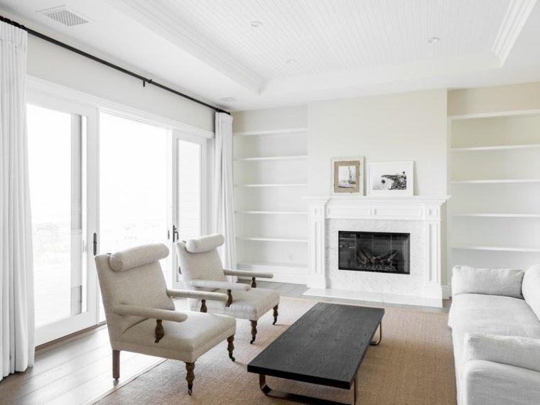 Scott Disick's sitting room
