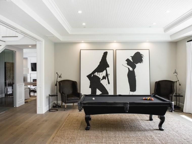 Scott Disick's home in Los Angeles