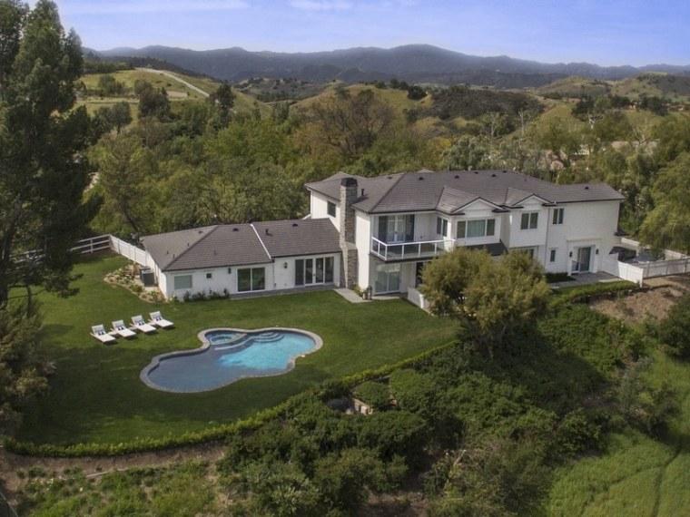 Scott Disck's home in Los Angeles