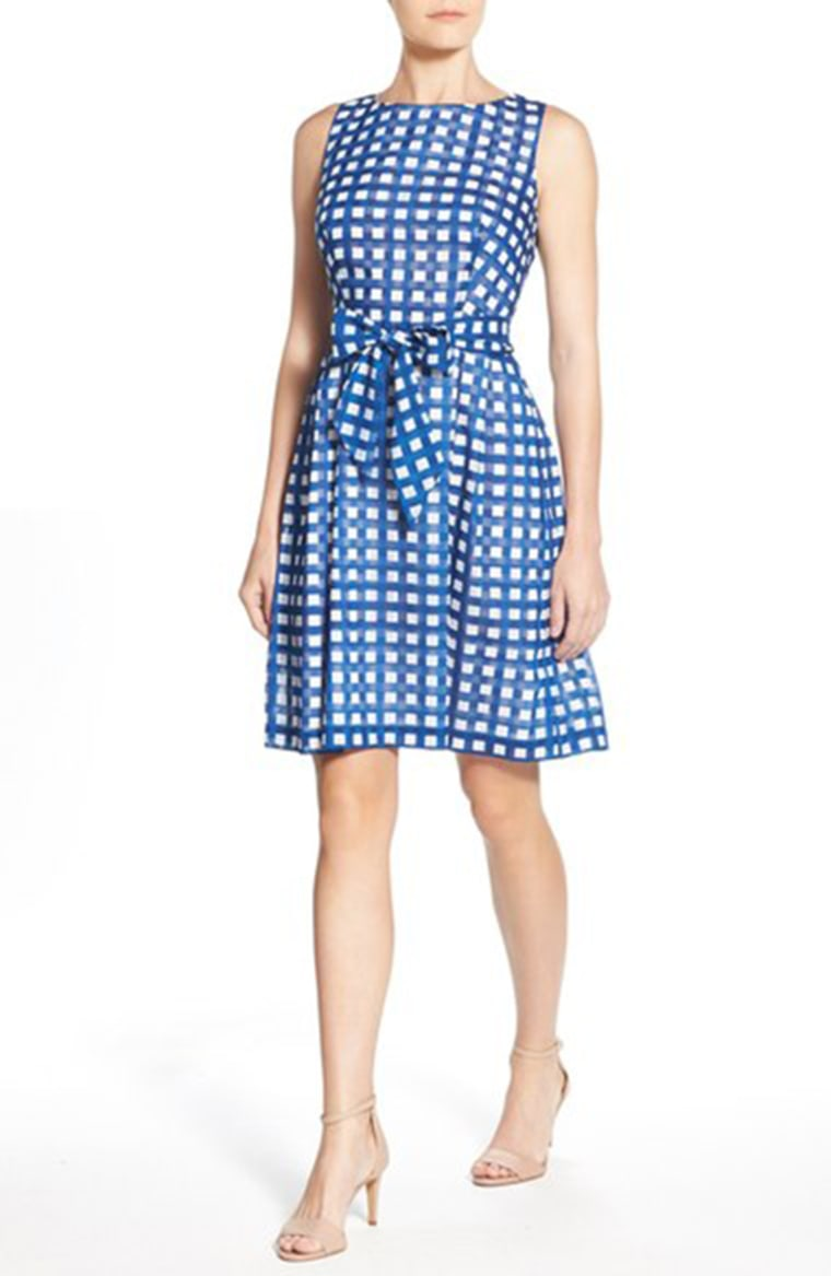 Gingham Clothing For Summer Offers A Retro Touch To Your