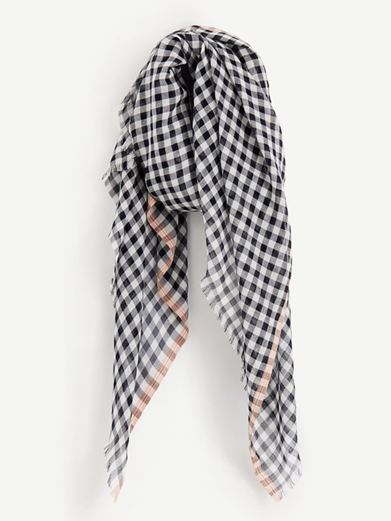 gingham clothes, Gingham Scarf