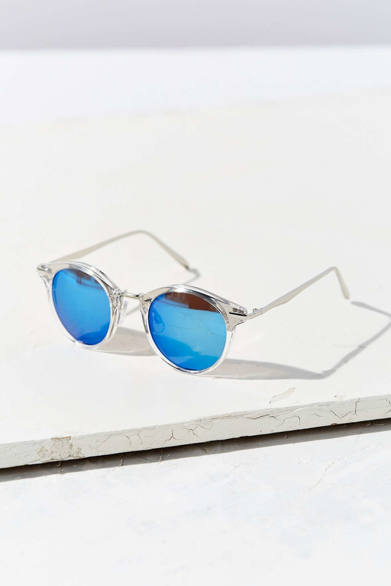 Urban Outfitters Garden State Round Sunglasses