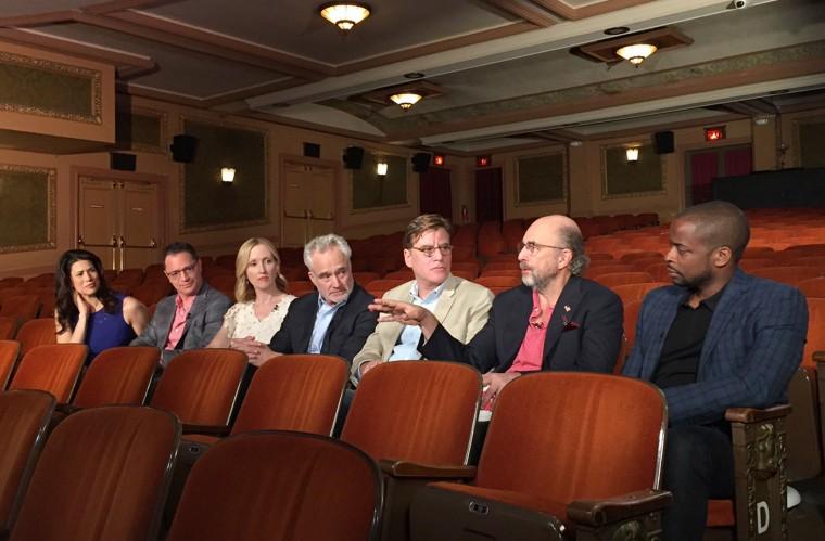 West Wing' cast reunites, reveals who President Bartlet