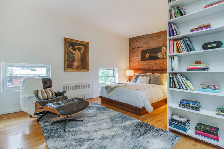 Molly Ringwald's East Village apartment