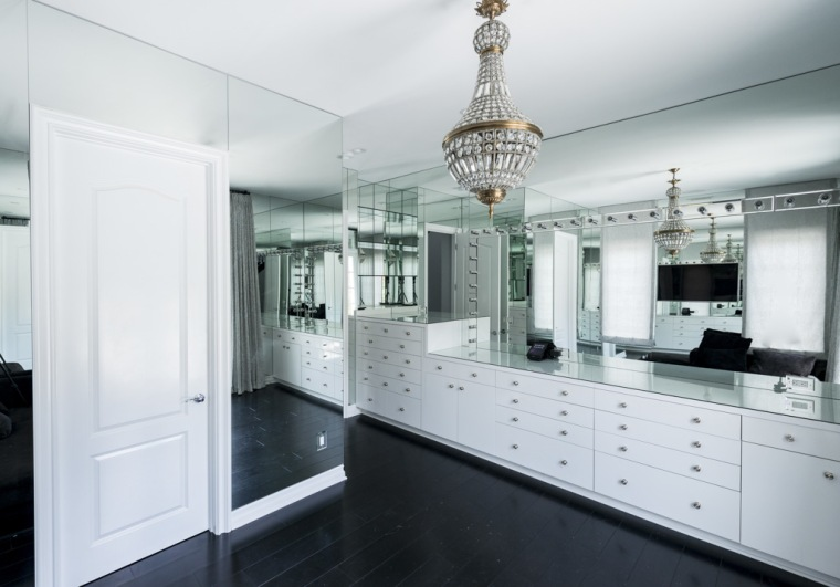 Kylie Jenner's closet