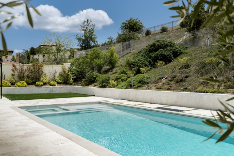 Kylie Jenner's pool