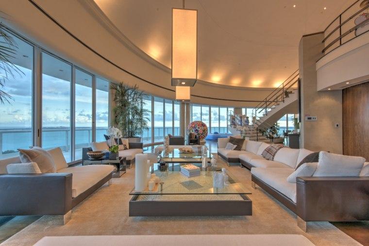 Pharrell's Miami apartment