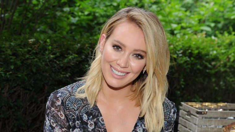 "Image: Hilary Duff Joins Stella Artois To Kick-Off The Summer Entertaining Season With The Launch Of The ""Host One To Remember"" Campaign"