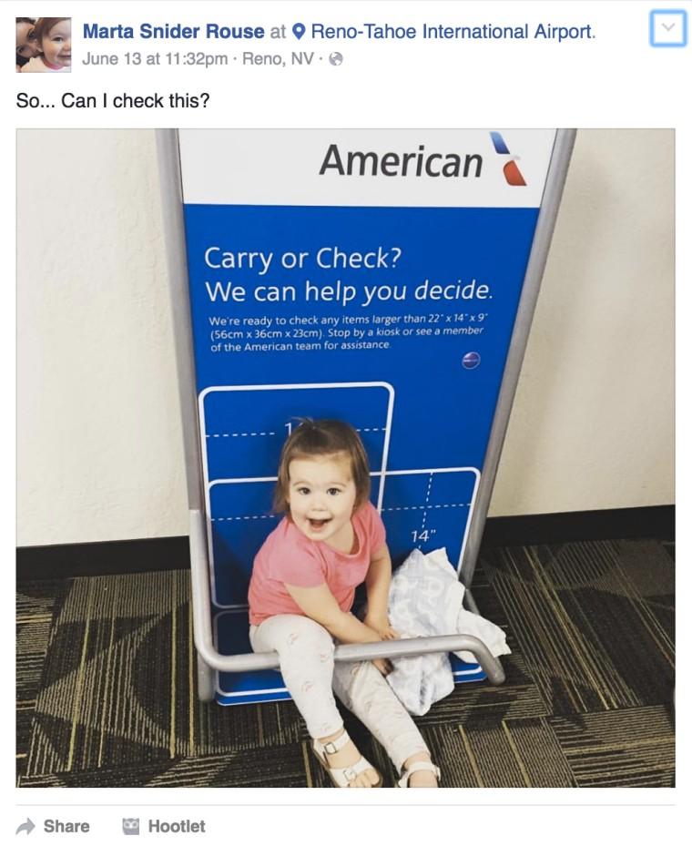 12 funniest parenting posts on Facebook this week