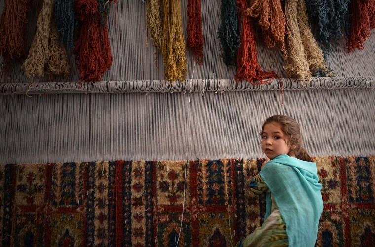 Image: TOPSHOT-PAKISTAN-AFGHANISTAN-SOCIETY-REFUGEE