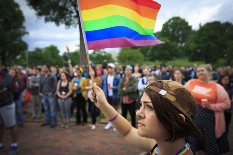 Boston Common Rally In Solidarity With Orlando Shooting