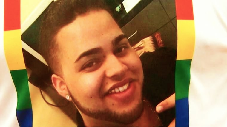 Photo of Jean C. Nieves, one of the victims who was killed during the Orlando Shooting at Pulse Nightclub