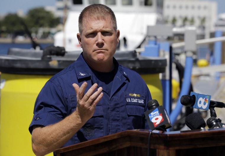 Image: Capt. Gregory Case