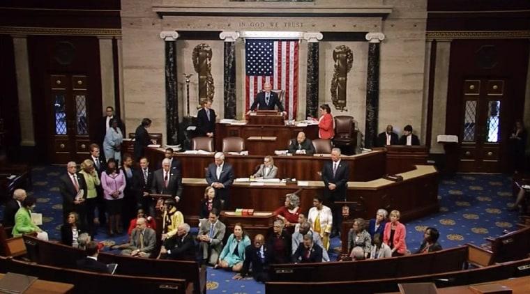 Image: US-ATTACKS-GAYS-POLITICS
