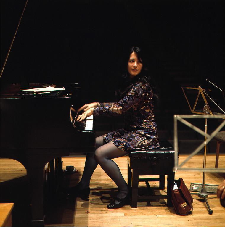 Martha Argerich in 1971