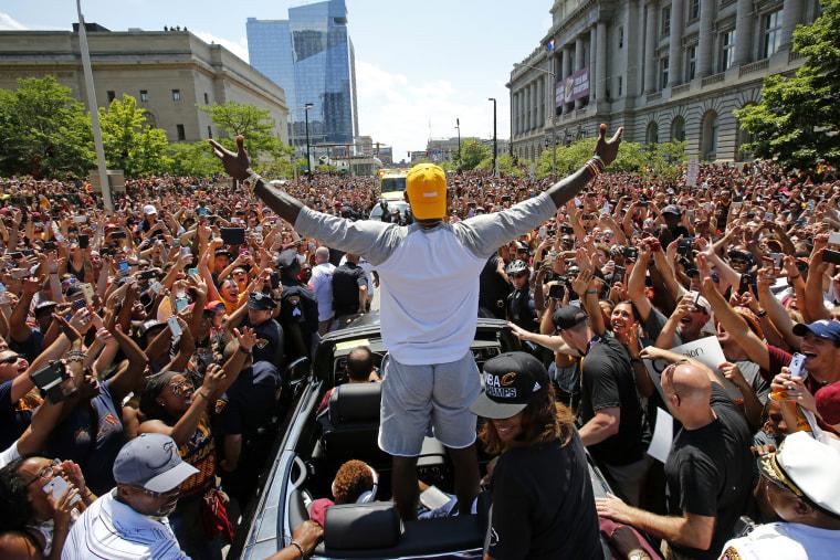 Image: LeBron James