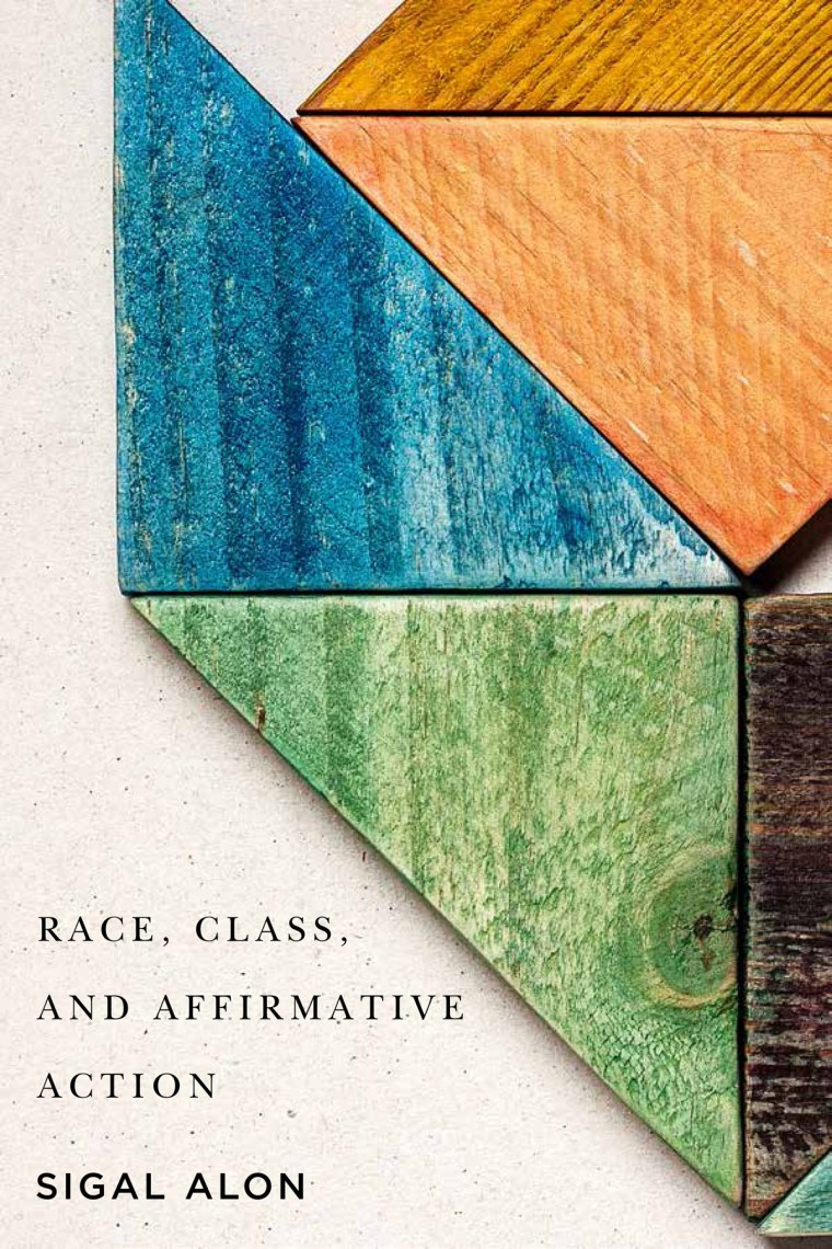 Book Cover of Race, Class and Affirmative Action