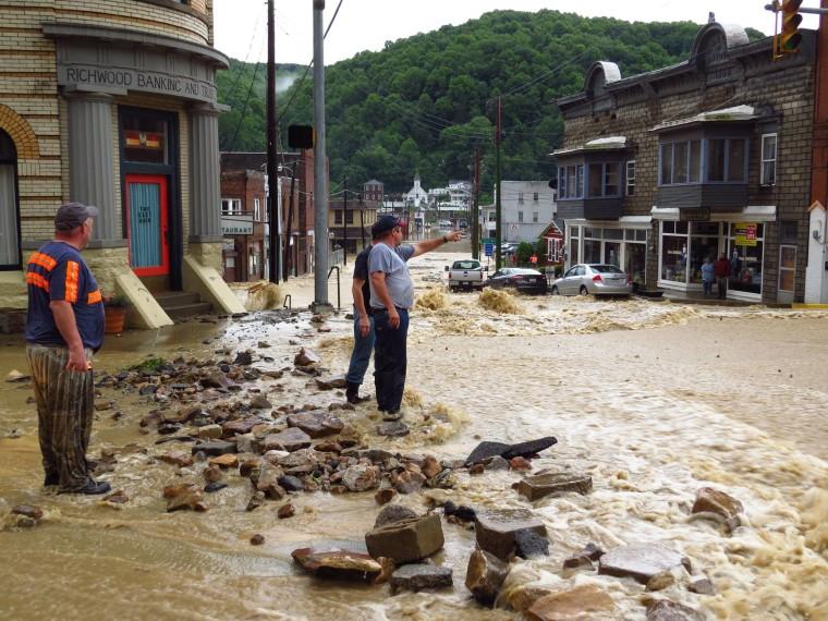IMAGE: West Virginia flooding